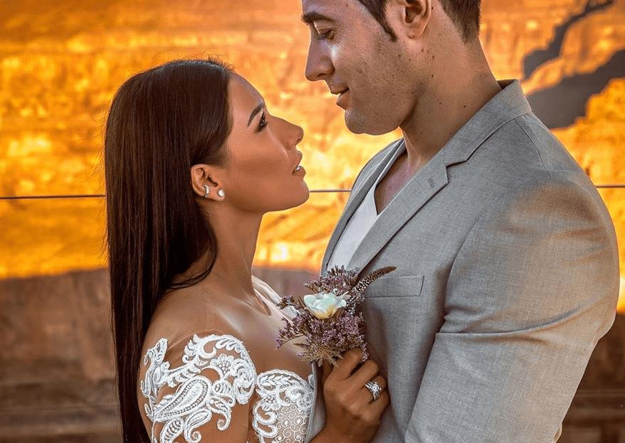 Simaria comemora 10 anos de casada e renova votos em Las Vegas