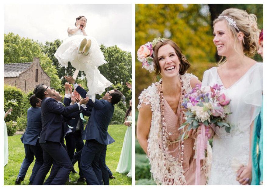 Welk type bruid ben jij? Ontdek het hier!