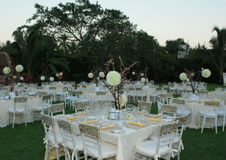 ¿Te casas en Acapulco? Ten una boda inolvidable en Diamante Salones Jardines Villas