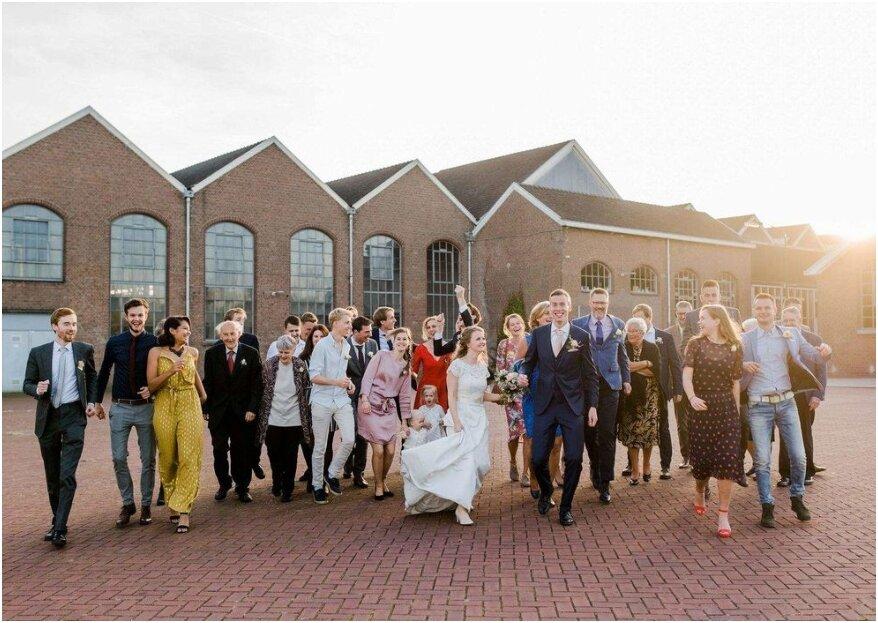 Dresscodes: welke regels gelden voor bruiloftsgasten?
