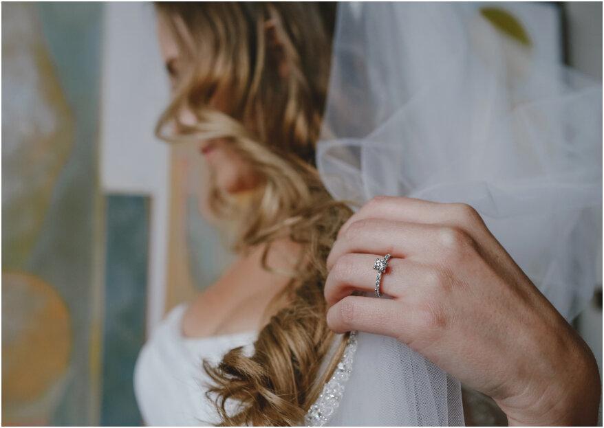 6 tradiciones de boda que deberías conservar. ¡Conoce el por qué!