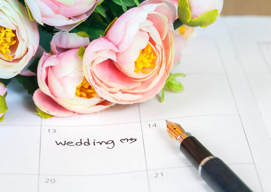 Den passenden Hochzeitstermin finden: Das sind die schönsten Daten für 2020!