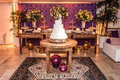 Praticidade: item fundamental para um casamento perfeito!
