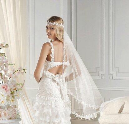 9e59fc115ab9 Collezione La Sposa 2015  il tuo abito da sposa è qui!
