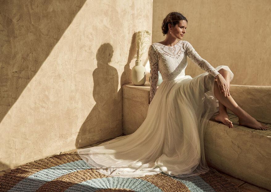 Les Mariées de NR : des robes et des costumes si sublimes que c'est le coup de cœur assuré !