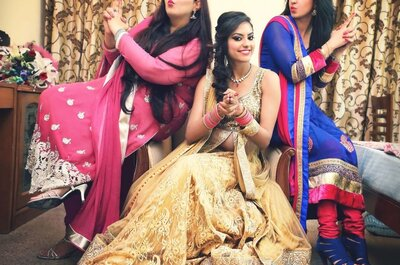 Every girl goes through these thoughts when her elder sister gets married