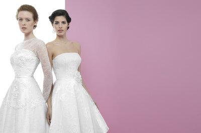 Miquel Suay: calidad y buen gusto unidos para confeccionar vestidos de novia perfectos