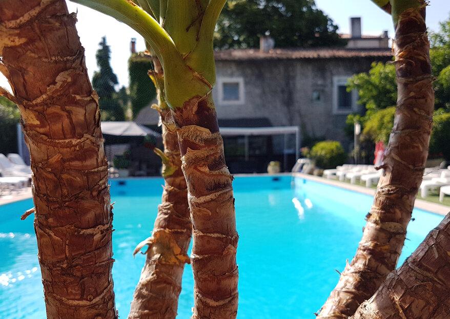 Le Patio d'Allauch : un domaine convivial idéal pour votre mariage en Provence !