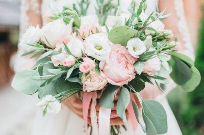 Цветы в букете невесты. Что они символизируют?