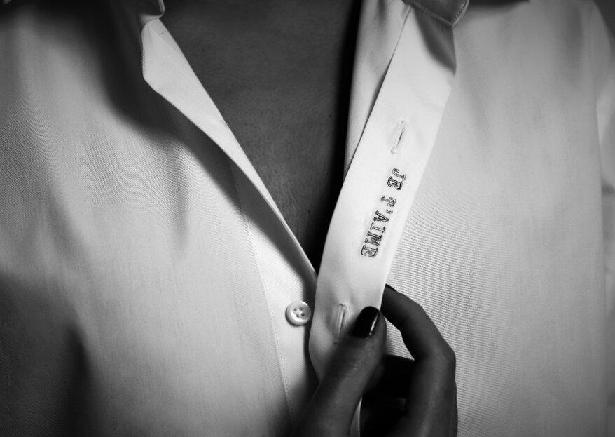 """Figaret Paris : Offrez à votre moitié une sublime chemise """"je t'aime"""" !"""