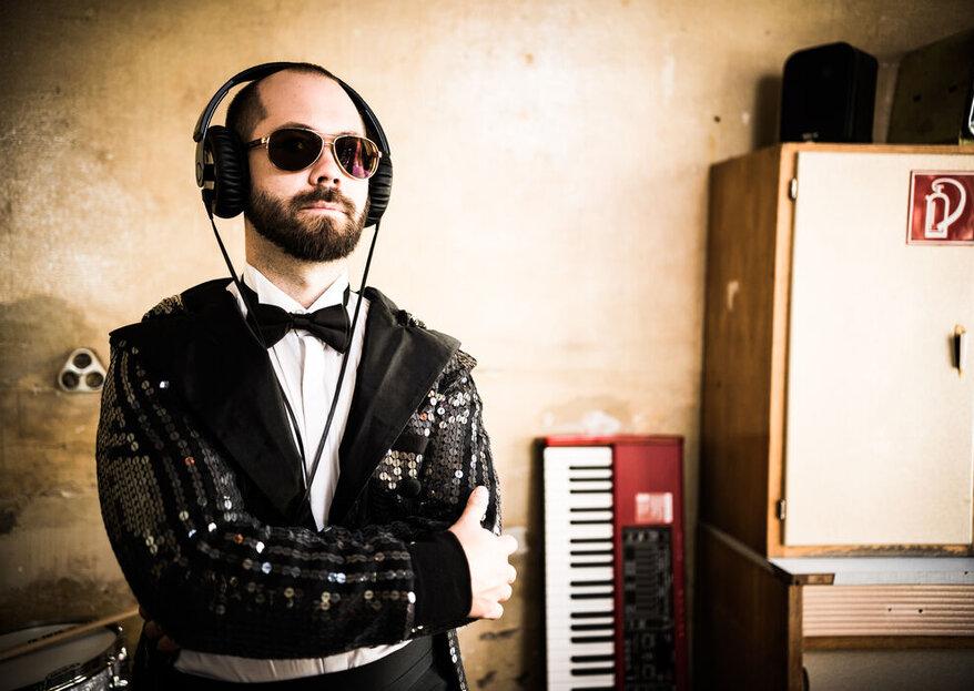 Was macht ein Hochzeits DJ eigentlich beruflich?