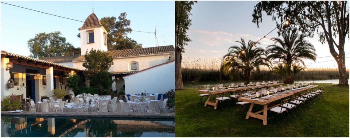Los 9 mejores lugares para una boda en la playa de Valencia
