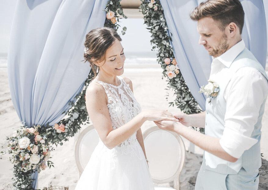 Persoonlijk trouwen in 2021 doe je in stijl met deze decoratie tips!