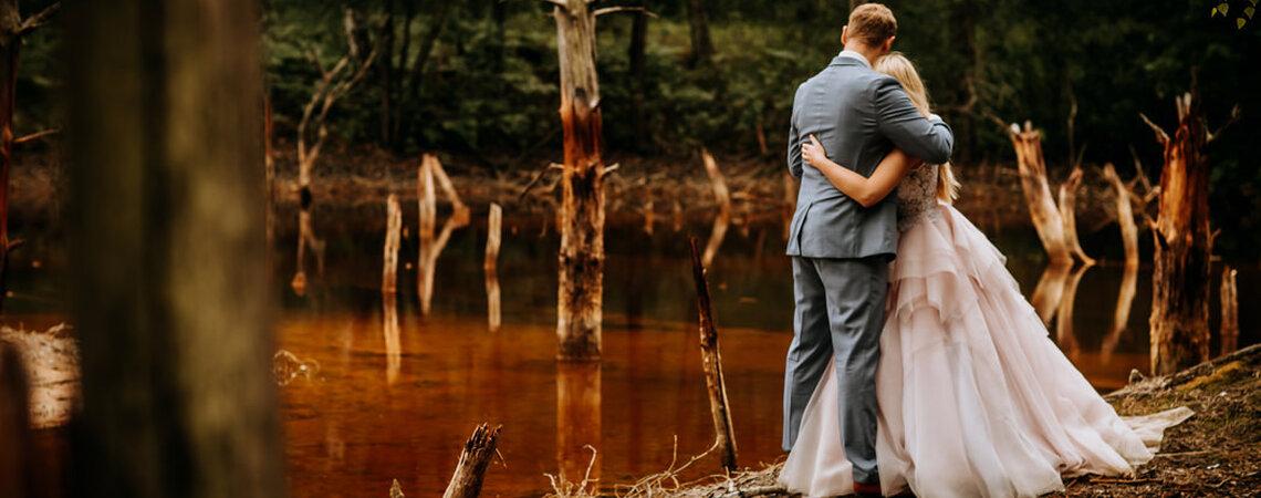 Jak wybrać suknię ślubną do ślubu cywilnego? 5 porad.