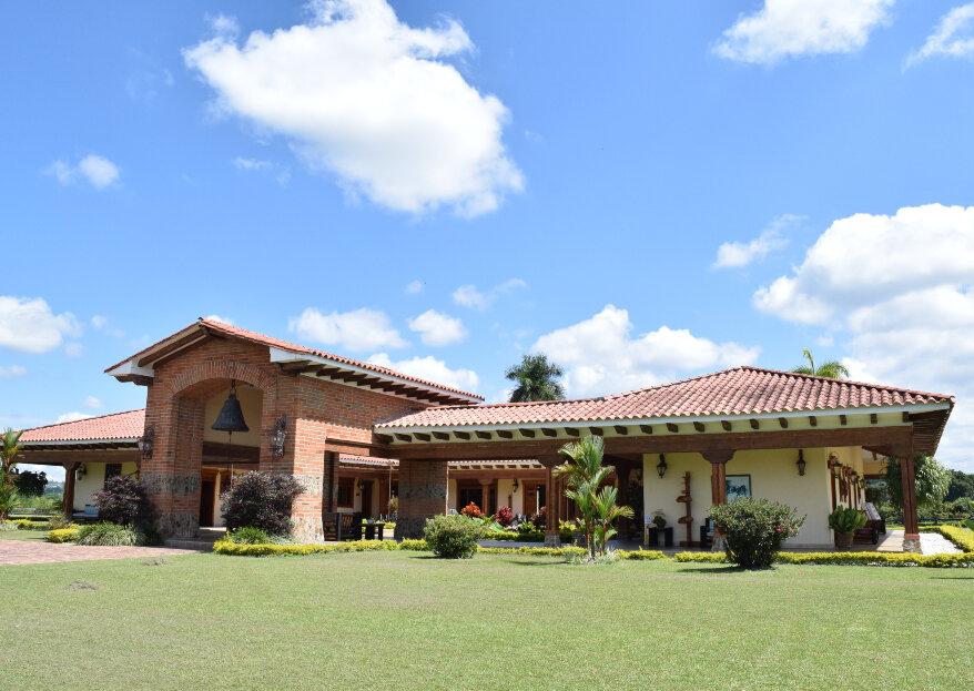 Hacienda Turística El Palmar: el estilo californiano en el Eje Cafetero