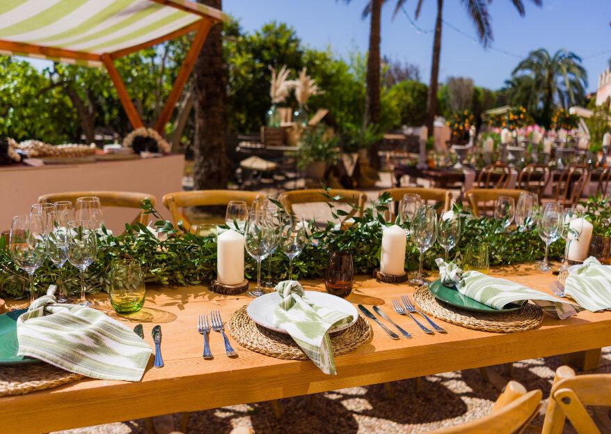 La mejor organización con una excelente gastronomía: D'Calvache Catering te ofrece todo para tu boda
