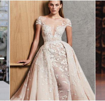 c7f562ca61 Los 100 vestidos de novia 2019. ¡Tendencia e impacto para arrasar en tu  boda!