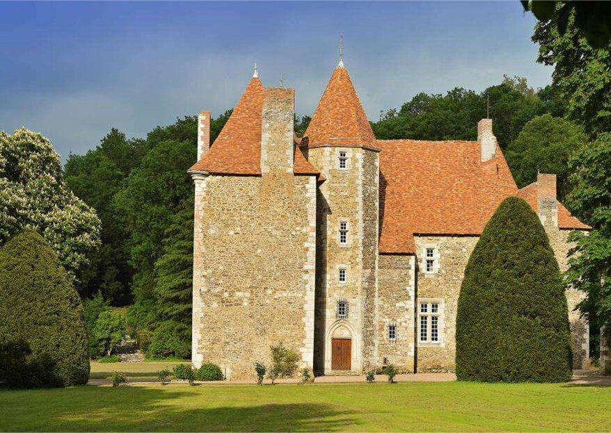 Le Château Saint Quintin : un lieu où vous aurez envie de célébrer votre beau jour !