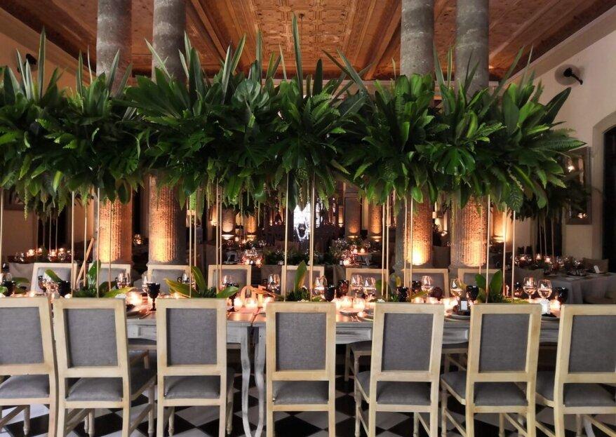Mansión Magnolia, el lugar perfecto para una boda glamorosa