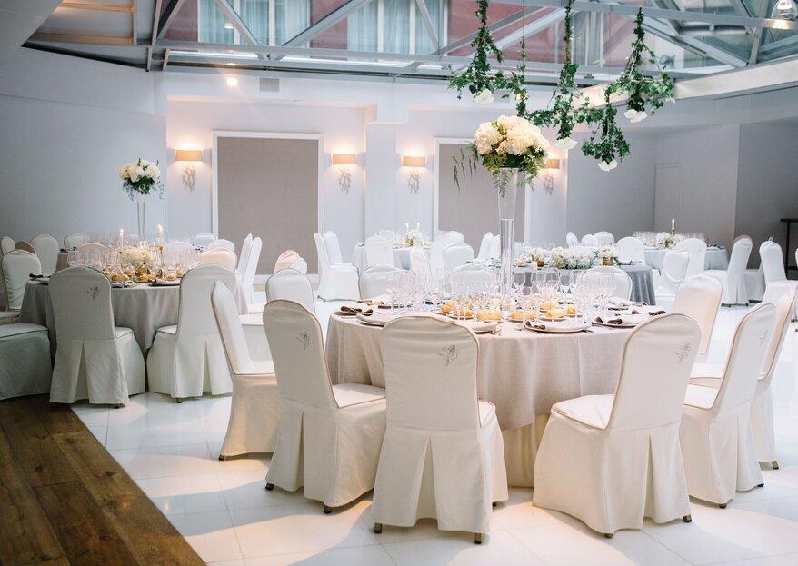 5 ventajas de celebrar tu boda en un hotel