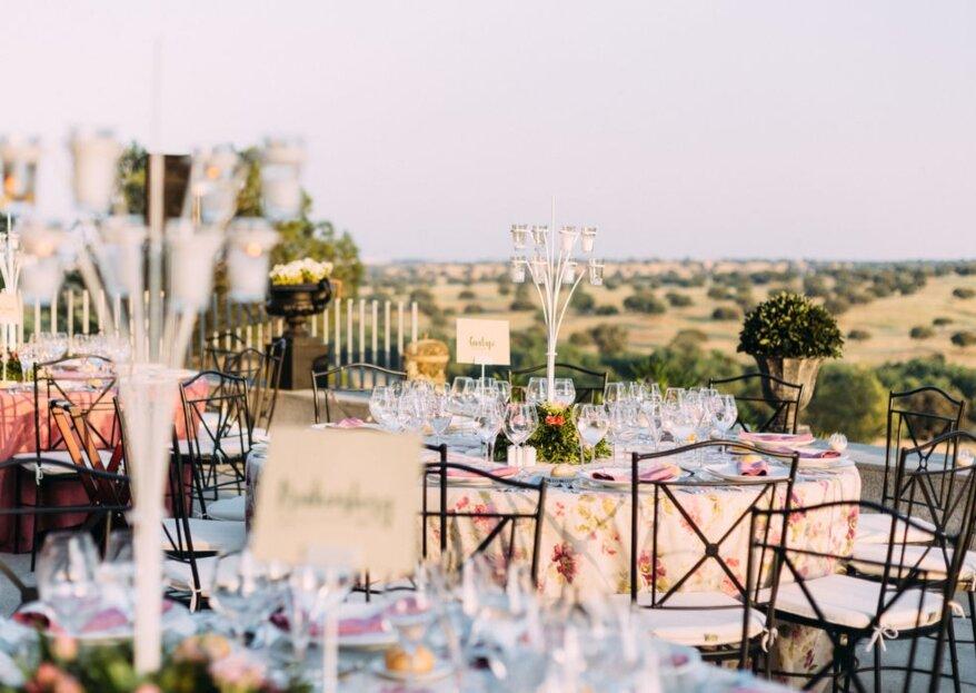 Los 11 mejores catering para bodas en Madrid