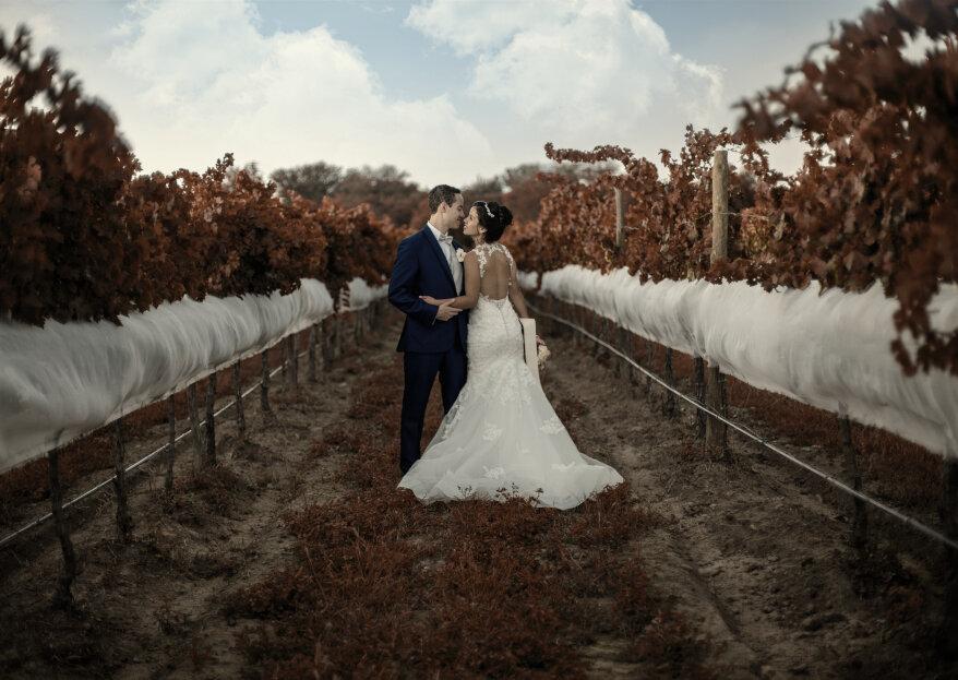 Christian Beristain: fotografías que conectan con los novios