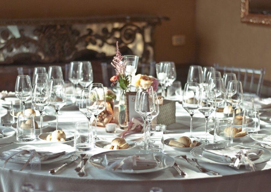 Mencarelli Group, quando gusto estetico e culinario sono a servizio di nozze indimenticabili