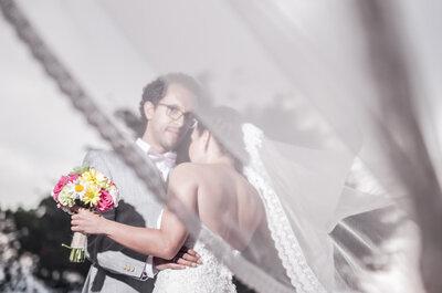Cómo saber si llevar velo de novia o no