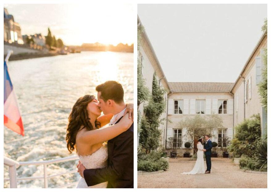 Trouwen in Frankrijk: de perfecte Franse bruiloft!