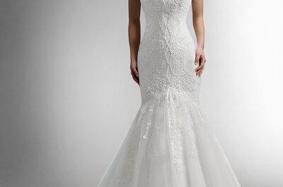 Agnes 2015: The One – wymarzona suknia ślubna! Poznaj najnowsze projekty!