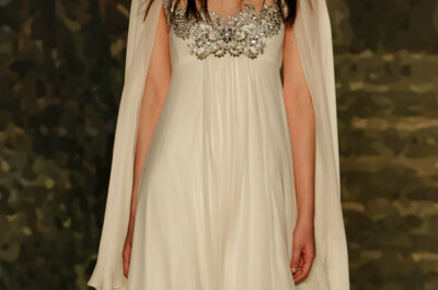 Jenny Packham Bridal Collection 2016 Catwalk: A Midsummer Night's Dream