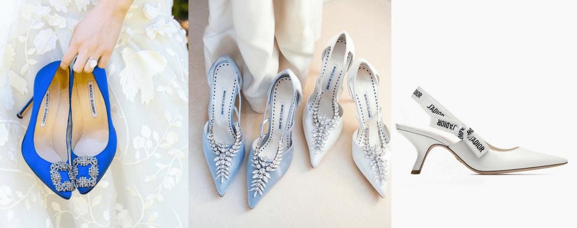 Los 10 zapatos más deseados por las novias fashionistas del 2018