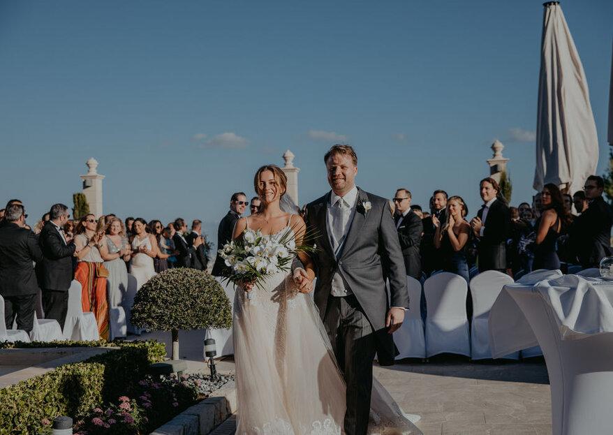 14 Hochzeitsfotografen, die Sie und Ihre Gäste auf Ihrer Feier ins beste Licht rücken
