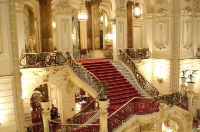 Casarse en hoteles de NH Hotel Group en España