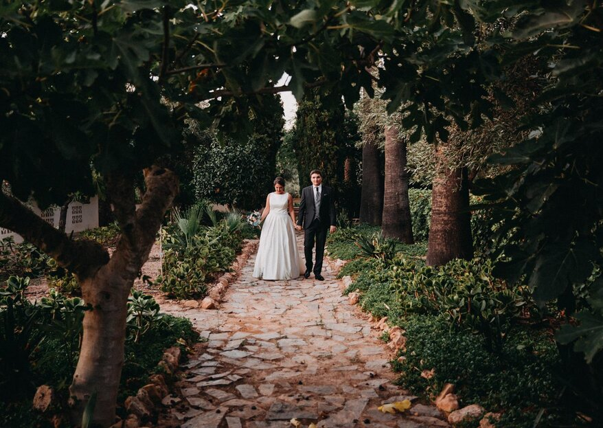 McClure Fotografía: una boda, una pareja y un sinfín de emociones