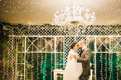 Som e luz para casamento em São Paulo: as MELHORES empresas!