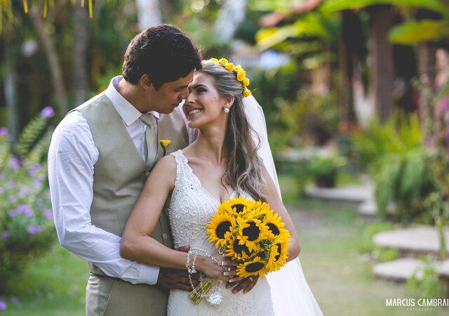 Ensaios, Destination Wedding, cerimônias e festas registradas de forma dinâmica, alegre e emocionante. Conheça o trabalho de Marcus Cambraia!