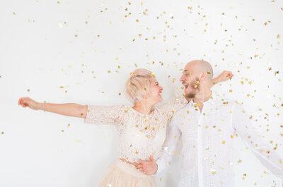 Annoncez votre mariage à vos proches de façon originale avec nos super idées !