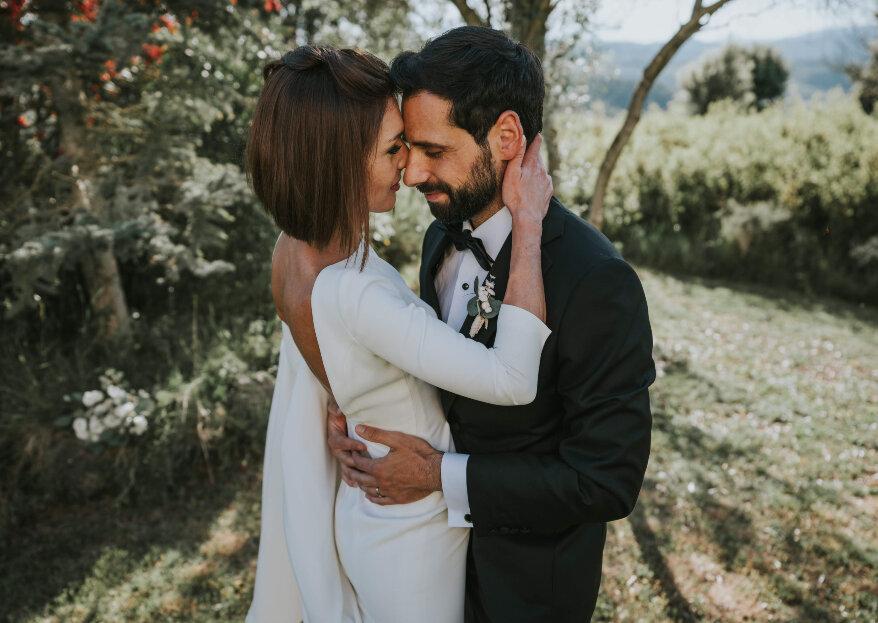 La mejor experiencia de nuestra vida: la boda de Antonia y Gerard