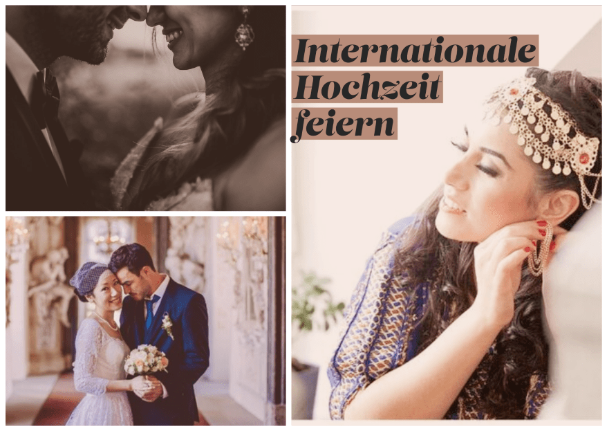 Internationale Hochzeit: Welche Dokumente benötigt Ihr, wenn Ihr einen Ausländer heiratet?