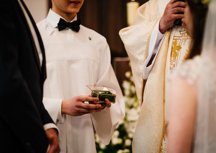 Błogosławieństwo Pary Młodej przed ślubem - co musicie o nim wiedzieć?