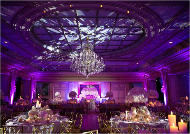 5 bonnes idées pour une décoration de mariage tamisée