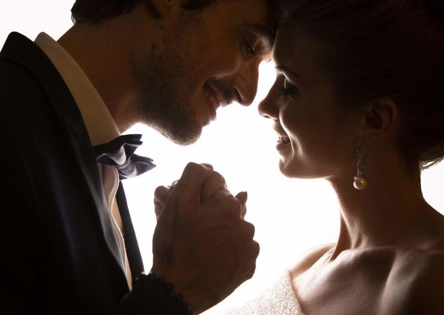 O registro de casamento perfeito: só mesmo com estes profissionais!