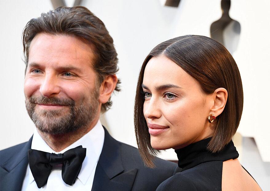 E parece que é mesmo verdade... Irina Shayk e Bradley Cooper estão separados