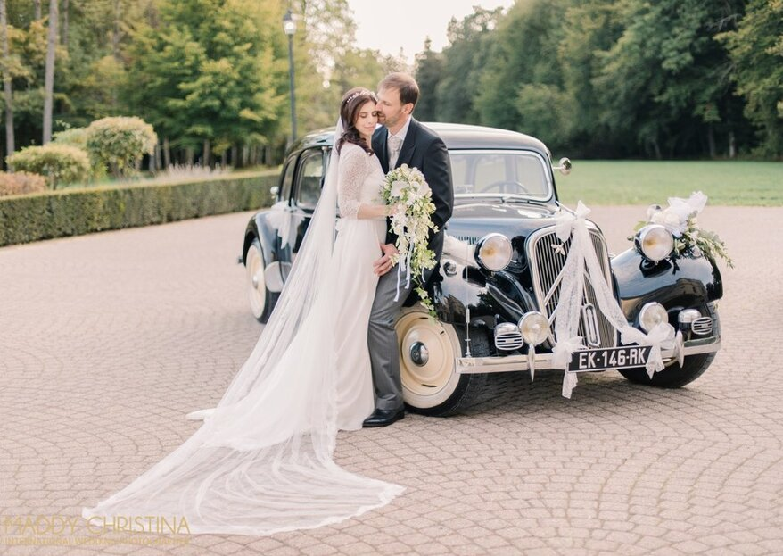 Sarah et Pierre-Jean : une rencontre résolument moderne et un mariage champêtre chic