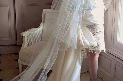 Originales et uniques, découvrez les robes de mariée et du soir signées Jean Marie Bataille Creations !