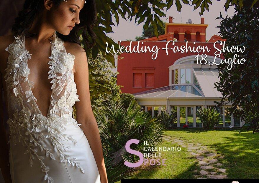 Il Calendario delle Spose 2021 approda a Bari con un evento esclusivo!