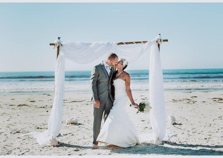 Cómo organizar una boda íntima en 5 sencillos pasos