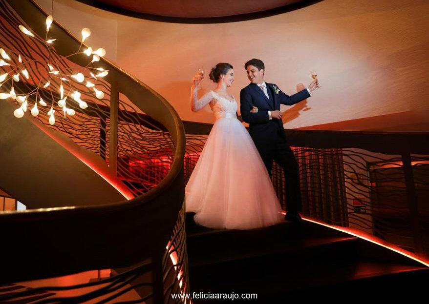 SUD Lisboa Hall: casamentos de sonho com segurança, glamour e carisma