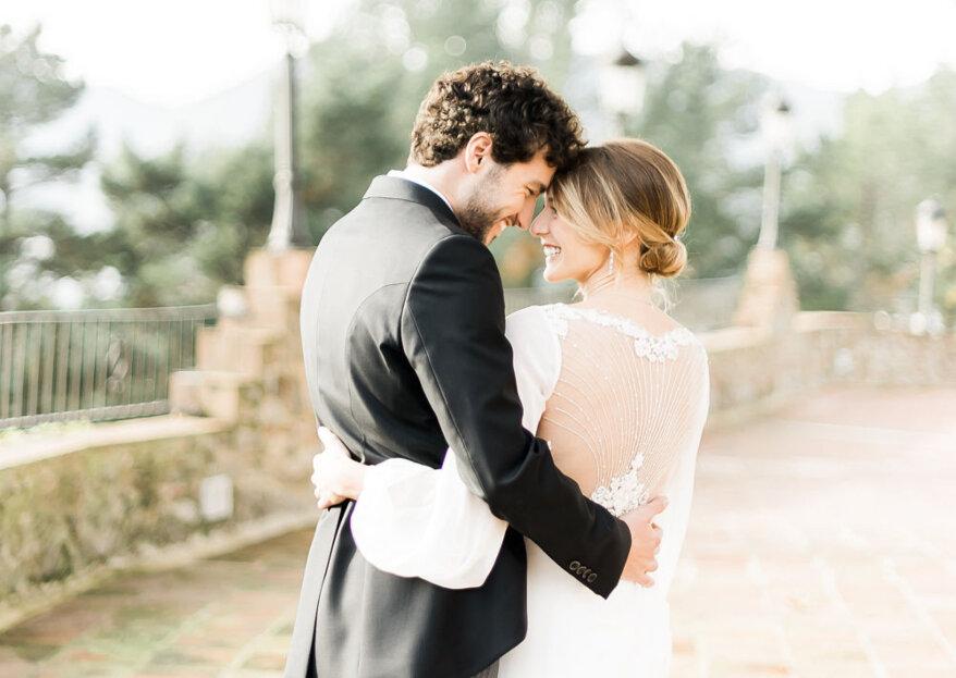 Sueños de una boda en el Maresme: la sesión editorial de boda con el aire más fresco